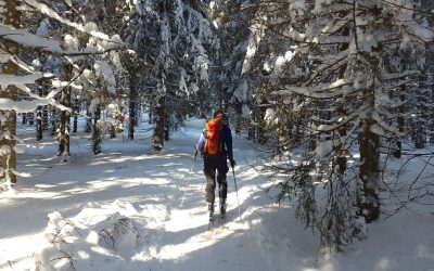 Winter attractions in the Polish-Slovak border region
